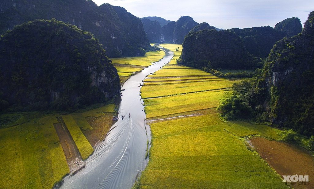 SIC Mua Cave and Tam Coc boat trip full day tour