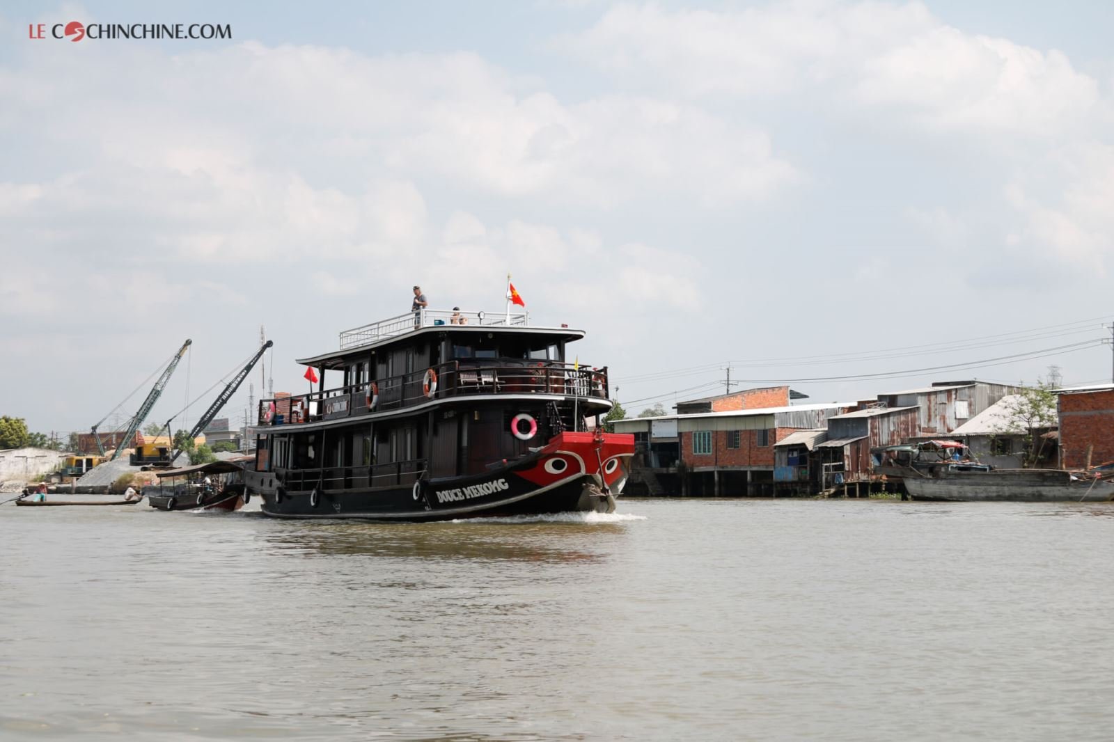 2 Days A Taste Of Mekong With Douce Cruise