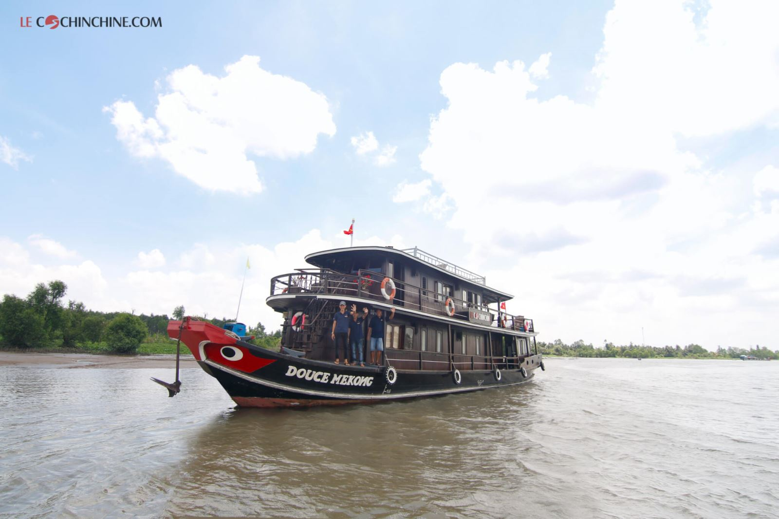 2 Days Charming Mekong With Douce Cruise