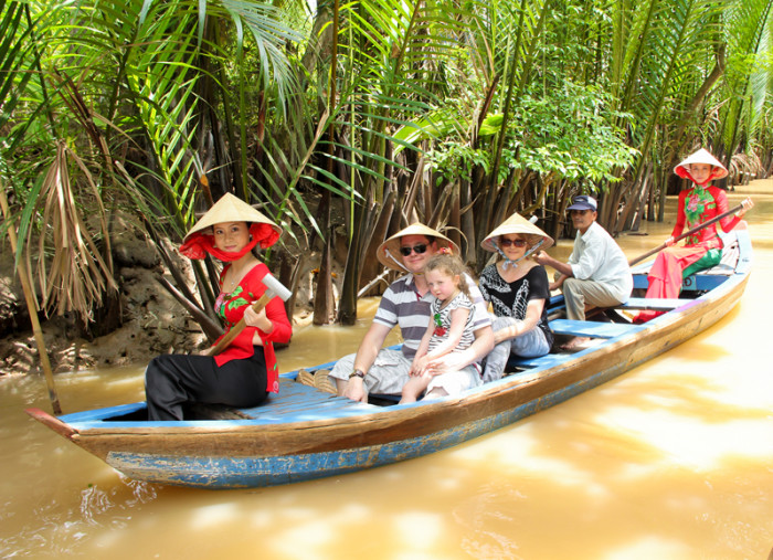 SIC Mekong Delta My Tho - Ben Tre Full Day from Saigon